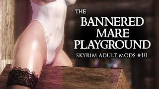 """""""Am I old enough for this ride..?"""" - SKYRIM ADULT MODS #10"""