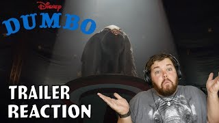 Dumbo (2019) Trailer Reaction