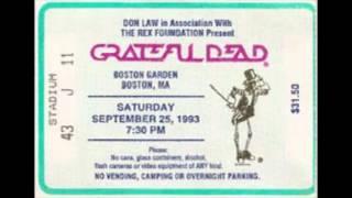 Grateful Dead - Foolish Heart 9-25-93