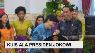 FULL - Begini Seru & Asyiknya Presiden Jokowi Bersama Musisi Nasional (Hari Musik Nasional)