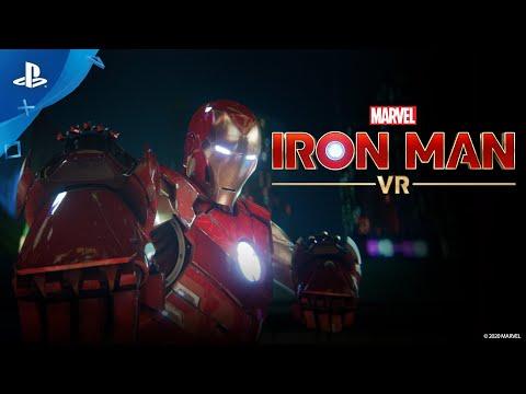 《鋼鐵人 VR》全新電玩預告片公開!戰鬥畫面帥氣登場!