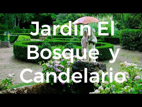 Candelario y Jardín El Bosque (Salamanca)  España - Travel Video 110