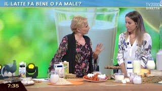 Latte vaccino e latti vegetali a confronto