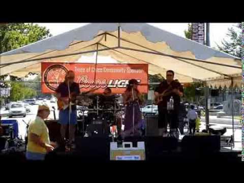 Chris Schadt Band at Taste Of Chico 2013