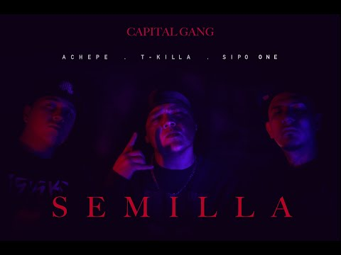 "Sipo One || Achepe || T-killa ( Prod Eseo) ""SEMILLA"" (Video oficial)"