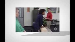AHA Heartsaver Pediatric First Aid CPR AED online course video and demo