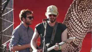 "Phosphorescent - ""The Quotidian Beasts"" (Live at Hotel San Jose, SXSW 2013)"