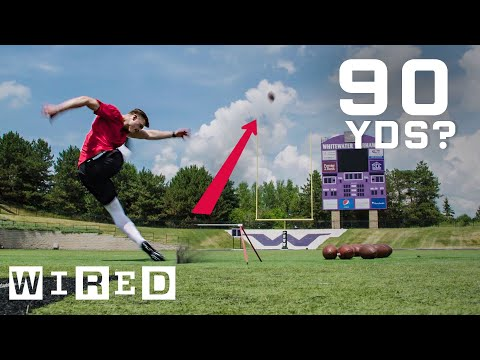 Why the 90 Yard Field Goal Kick is Almost Impossible