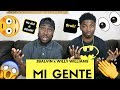 J. Balvin, Willy William - Mi Gente| Official Reaction