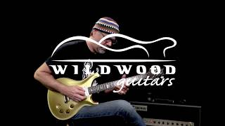 PRS Guitars Wildwood Guitars Private Stock Dealer Limited DGT 594  •  SN: 17243936