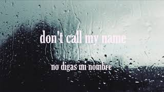 Skinshape   Don't Call My Name ~ Lyrics ~ Subtitulada En Español