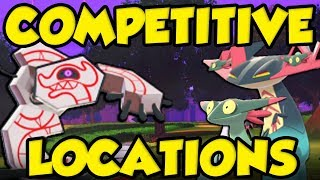 Runerigus  - (Pokémon) - BEST COMPETITIVE POKEMON LOCATIONS In Pokemon Sword and Shield - Rare Pokemon Location Guide
