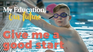 Begin with preschool | My Education, Our Future