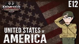 Hearts Iron Iv Kaiserreich Mod United States America Episode