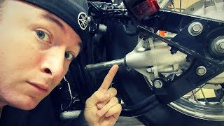MotorcycleDriveShafts
