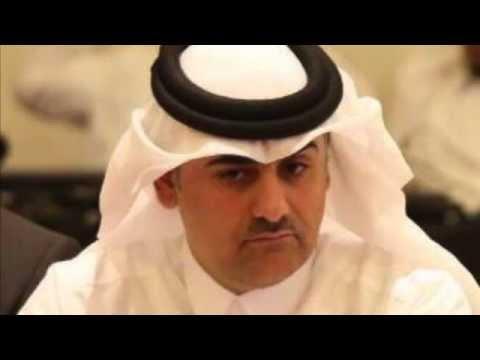 لقاء المدير الشريك للأنصاري ومشاركوه وأمين سر جمعية المحامين القطرية محمد الأنصاري في إذاعة قطر