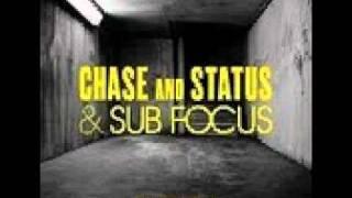 Chase & Status ft. Sub Focus Flashing Lights Remix