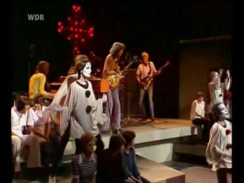Kraan - Vollgas Ahoi (1977) online metal music video by KRAAN
