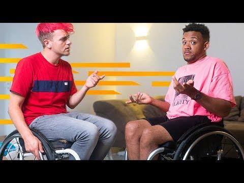 Wir reden über Sex & Liebe im Rollstuhl!