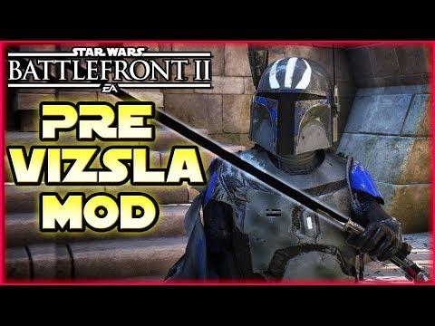 Pre Vizsla Mod! - Star Wars Battlefront 2 - Mod / Mods deutsch Tombie