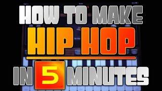 How to make Hip Hop/Rap in Garageband in 5 minutes (iPad & iPhone)