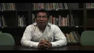 Entrevista com Gersem Baniwa