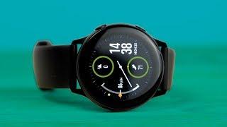 Обзор Samsung Galaxy Watch Active - лучшие часы Samsung?
