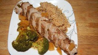 Slow Cooker Pork Tenderloin Recipe - Crockpot Recipes