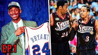 WHAT IF KOBE BRYANT WENT TO COLLEGE?