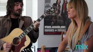 "Grace Potter and the Nocturnals ""Elvis Presley Blues"""