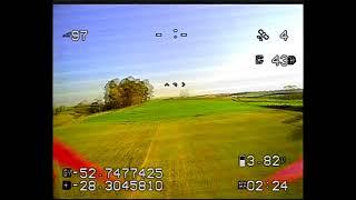 ????????Voo com DRONE RACER FPV ???????? - part 03 - 09/08/2020
