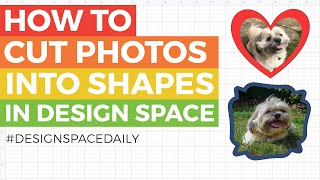 How to Cut Photos into Shapes in Cricut Design Space