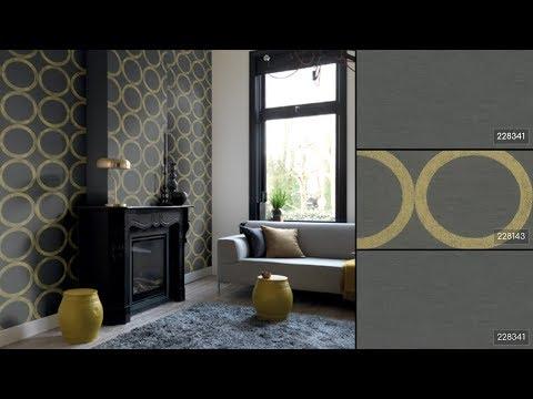 Видео Rasch Textil Aristide