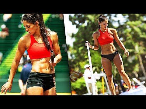 Allison Stokke   Одна из Самых Красивых легкоатлеток Мира
