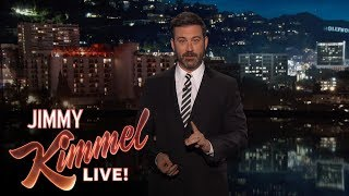 Jimmy Kimmel's Plan to Save Us from Trump