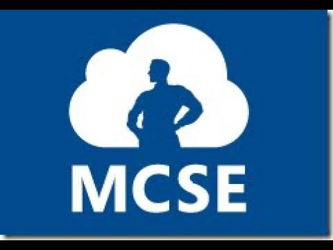 About MCSE (Active Directory) - YouTube
