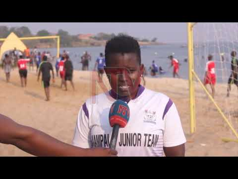 WOMEN'S BEACH SOCCER: Mpatta and KJT secure wins in Entebbe