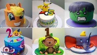 Kids Birthday Cake Compilation