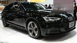 Audi A4 Avant Black Edition 2019 Review Th Clip