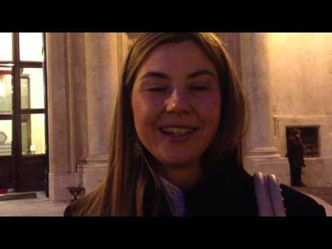 """Maria Chiara Gadda: """"Questo Parlamento può fare molto per i giovani"""""""