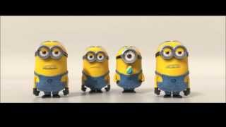 QKi - Twerk Banana ✖ Minions Dancing Video