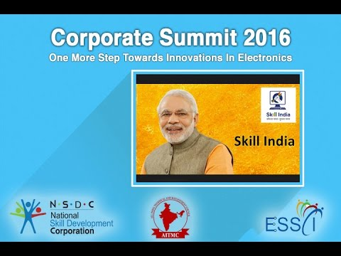 Mr. Sunil Vachani, M D and Chairman- Dixon at Corporate Summit 2016 Organised by AITMC