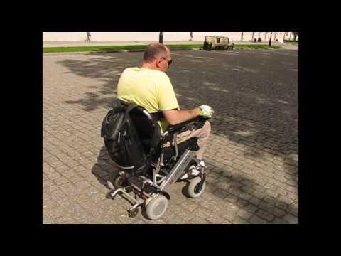 Инвалидная коляска LK36B