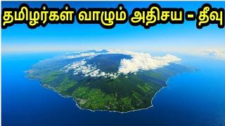 தமிழர்கள் அதிகம் வாழும் அதிசய தீவு | Tamil people living in mystery island | history epi 07
