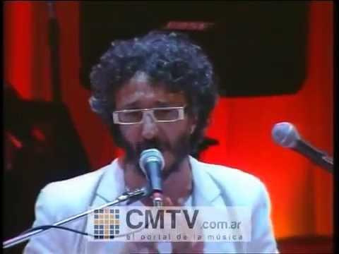 Fito Páez video El diablo de tu corazón - CM Vivo 2003