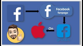 Facebook business page   How to create a Facebook business page on iPhone   Stay at Home  