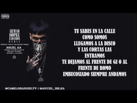 Real Hasta La Muerte Discografia De Anuel Aa Letras Mus Br Cute766