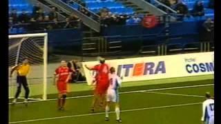 Динамо Киев на Кубке Содружества - 2002 (новый канал).