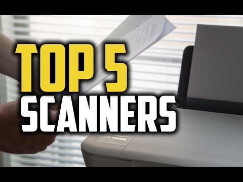 Best Scanners in 2018 – Which Is The Best Scanner?