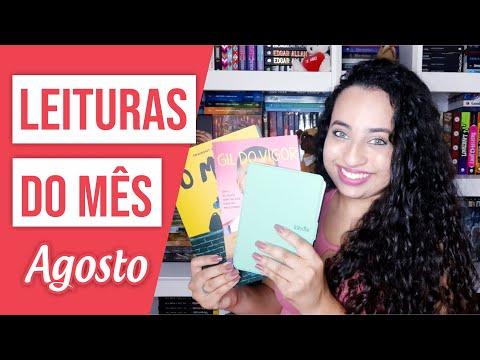 Leituras de Agosto ? 2021 | Karina Nascimento | Paraíso dos Livros #leiturasdomes #livros #books